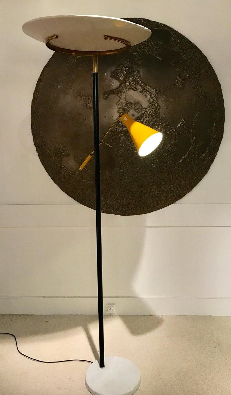 1950s Italian Floor Lamp For Sale 3