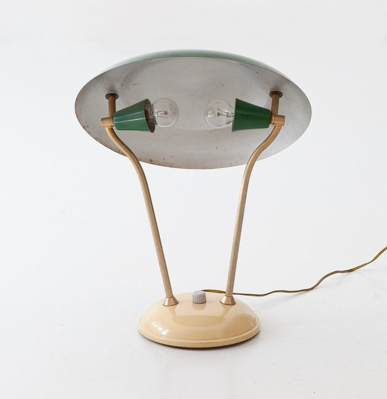 1950s Italian design desk lamp
