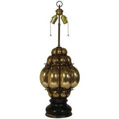 1950s Italian Mercury Table Lamp