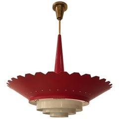 1950s Italian Pendant Lamp