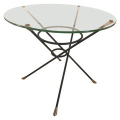 1950s Italian Round Table