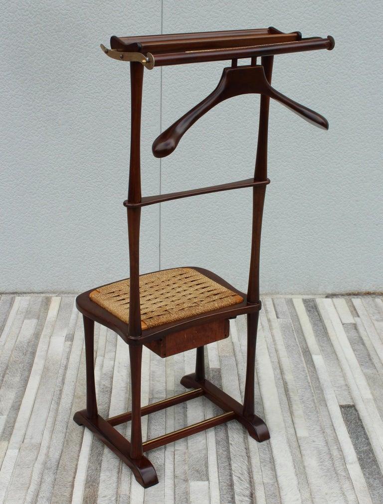1950's Italian Valet Chair by SPQR 4