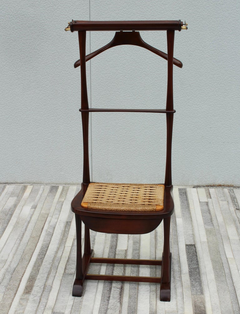 1950's Italian Valet Chair by SPQR 8