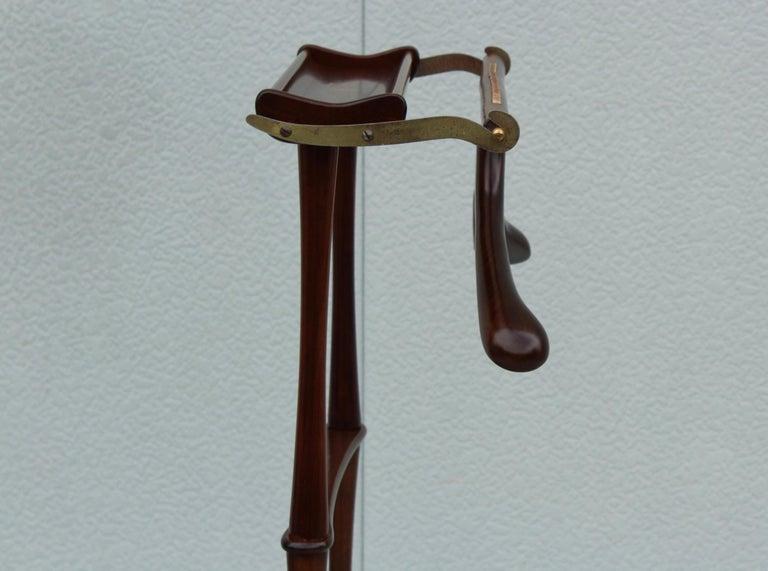 Mid-Century Modern 1950's Italian Valet Chair by SPQR