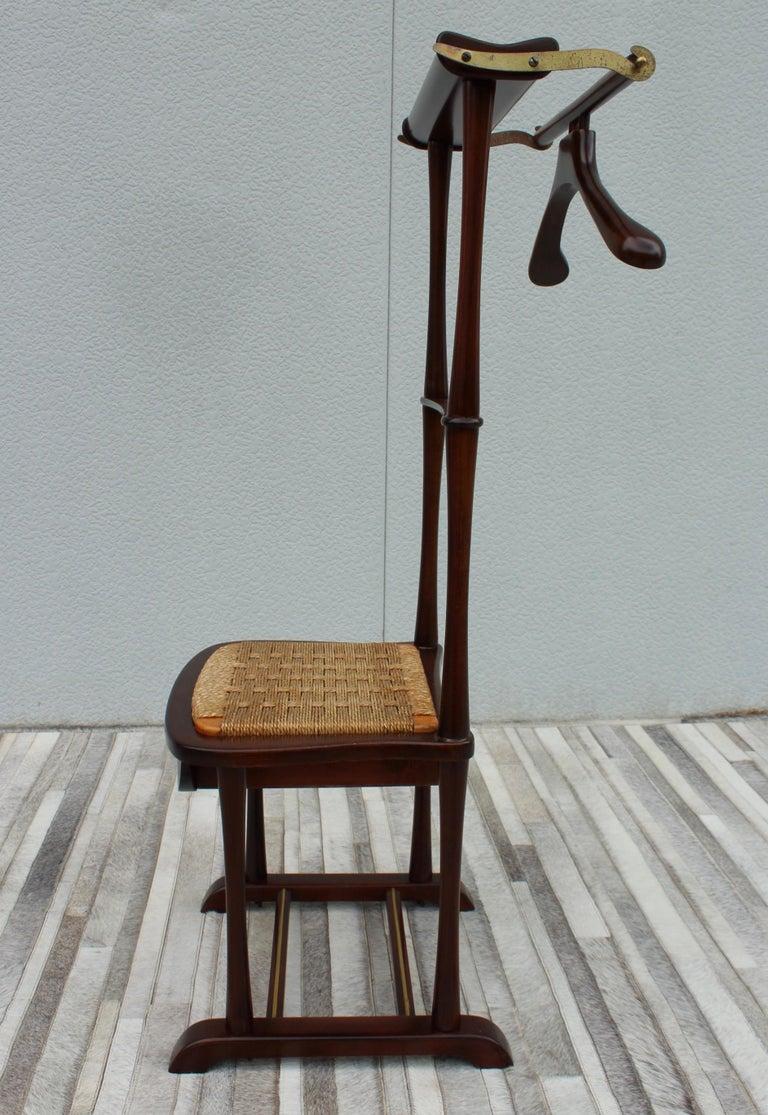 1950's Italian Valet Chair by SPQR 3
