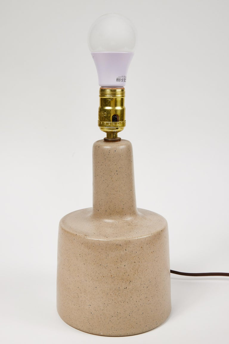 Mid-20th Century 1950s Jane & Gordon Martz Table Lamp for Marshal Studios