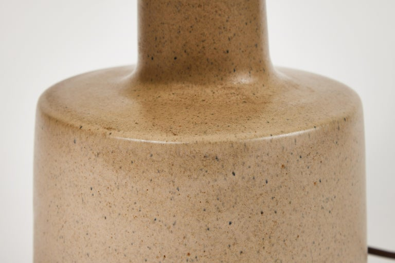 Ceramic 1950s Jane & Gordon Martz Table Lamp for Marshal Studios
