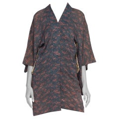1950's Japanese Silk Kimono