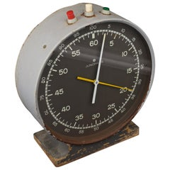 1950s Junghans Mechanical Timer Laboratory Chess Sports