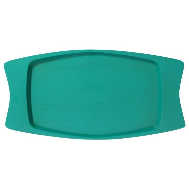 1950s Lacquered Serving Tray by Jens Quistgaard for Dansk For Sale