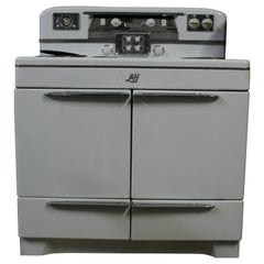 1950s L&H 'Lectro-Host' Electric Stove and Double Oven