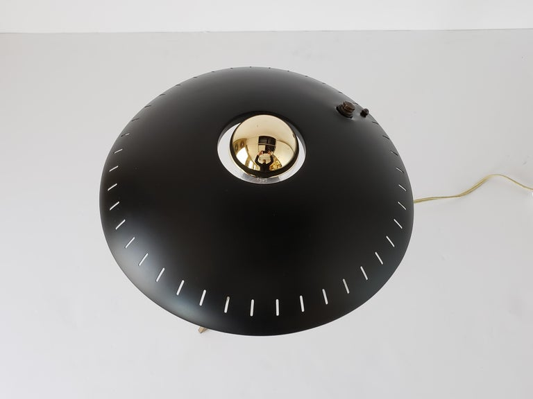 1950s Louis Kalff  'Z' Table Lamp, Holland For Sale 1