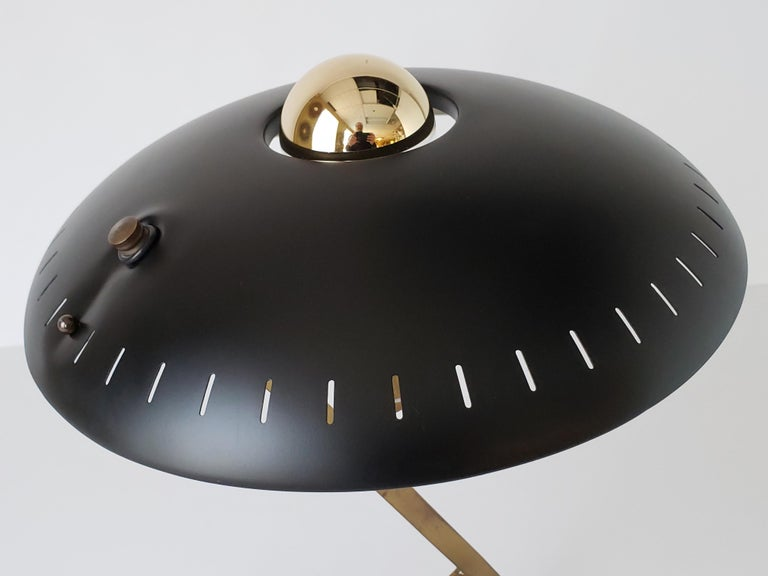 1950s Louis Kalff  'Z' Table Lamp, Holland For Sale 2