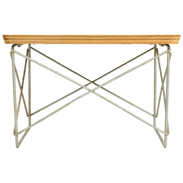 1950s LTR Occasional Table by Charles & Ray Eames for Herman Miller For Sale