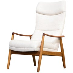 1950s Madsen & Schubell 'Tove' Fauteuil for Bovenkamp