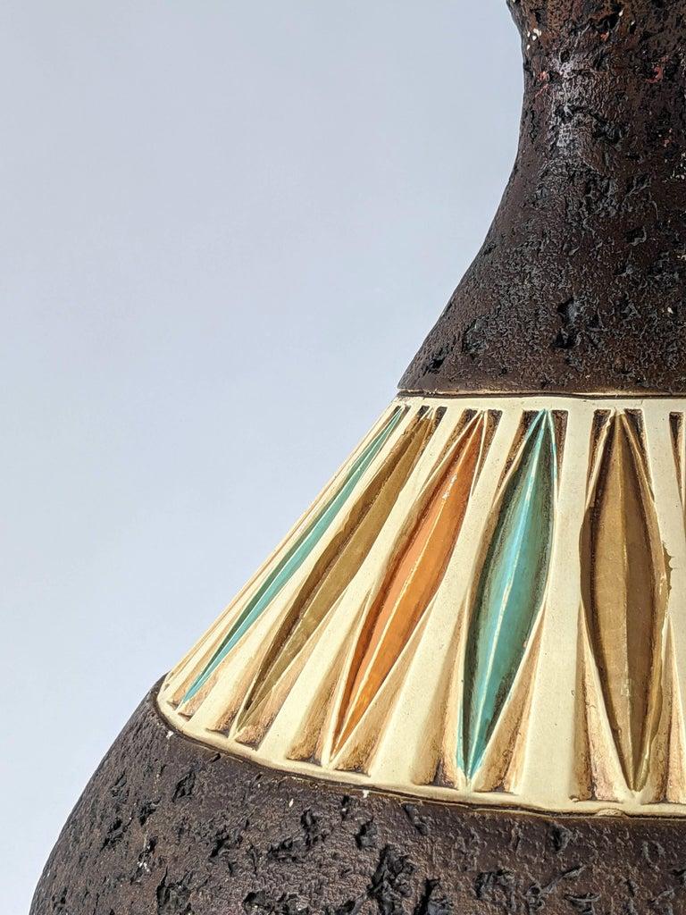 1950s Maria Kipp Table Lamp Shade, USA For Sale 1