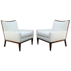 1950's Mid-Century Modern Lounge Chairs Manner of Paul McCobb