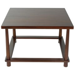 1950s Mid-Century Modern T. H. Robsjohn Gibbings for Widdicomb Square Table