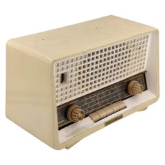 1950s Midcentury Shortwave Radio by Phillips