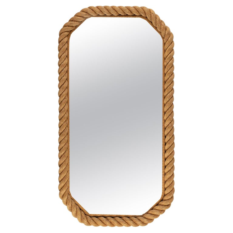 1950s Mirror of Adrien Audoux and Frida Minet For Sale