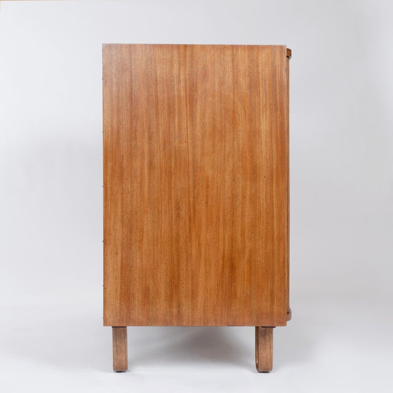 1950s Mister Cabinet in Mahogany by Edward Wormley for Dunbar For Sale 1