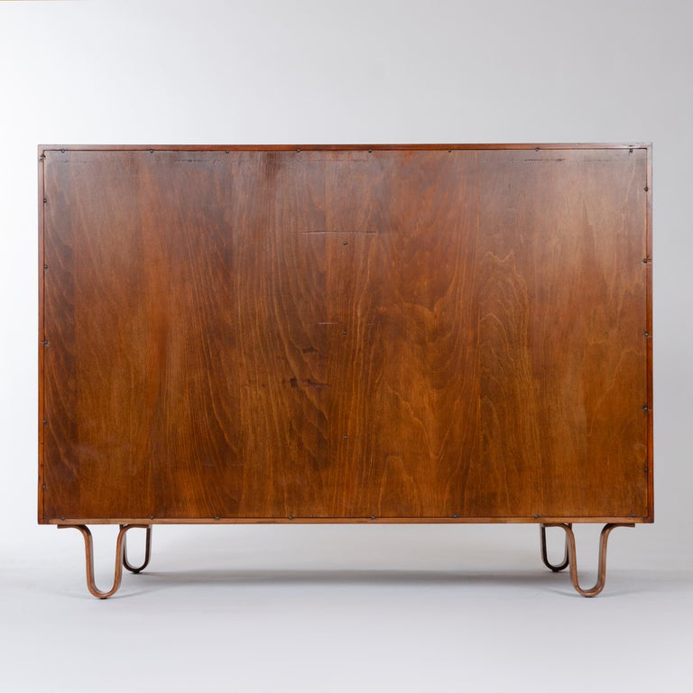 1950s Mister Cabinet in Mahogany by Edward Wormley for Dunbar For Sale 2
