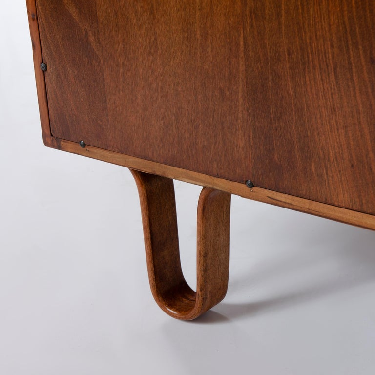 1950s Mister Cabinet in Mahogany by Edward Wormley for Dunbar For Sale 3