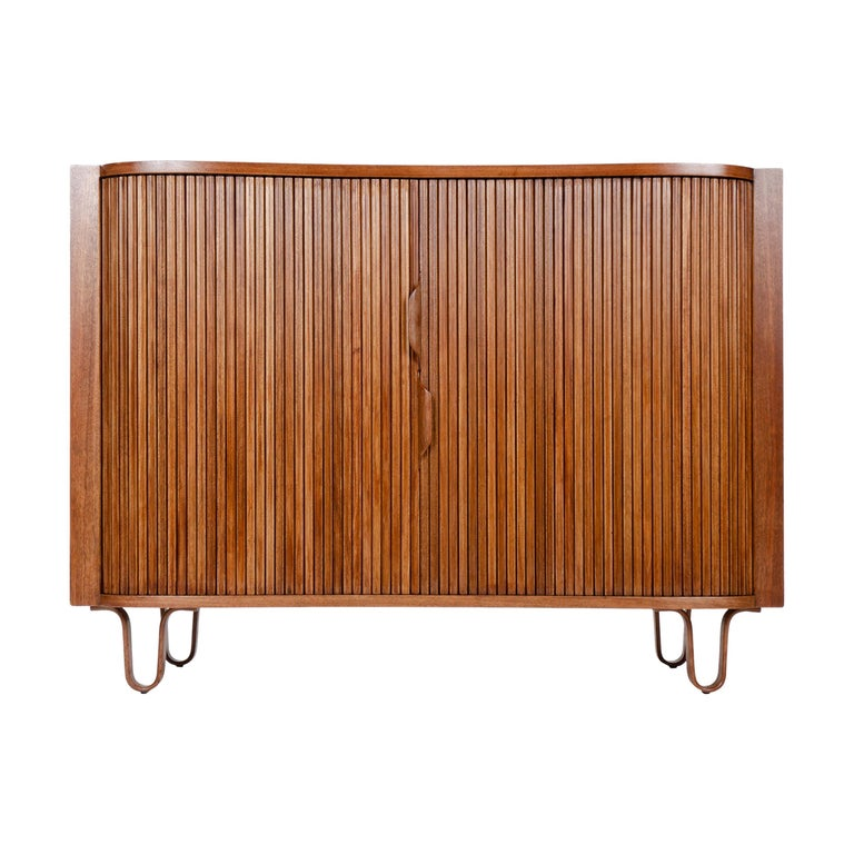 1950s Mister Cabinet in Mahogany by Edward Wormley for Dunbar For Sale