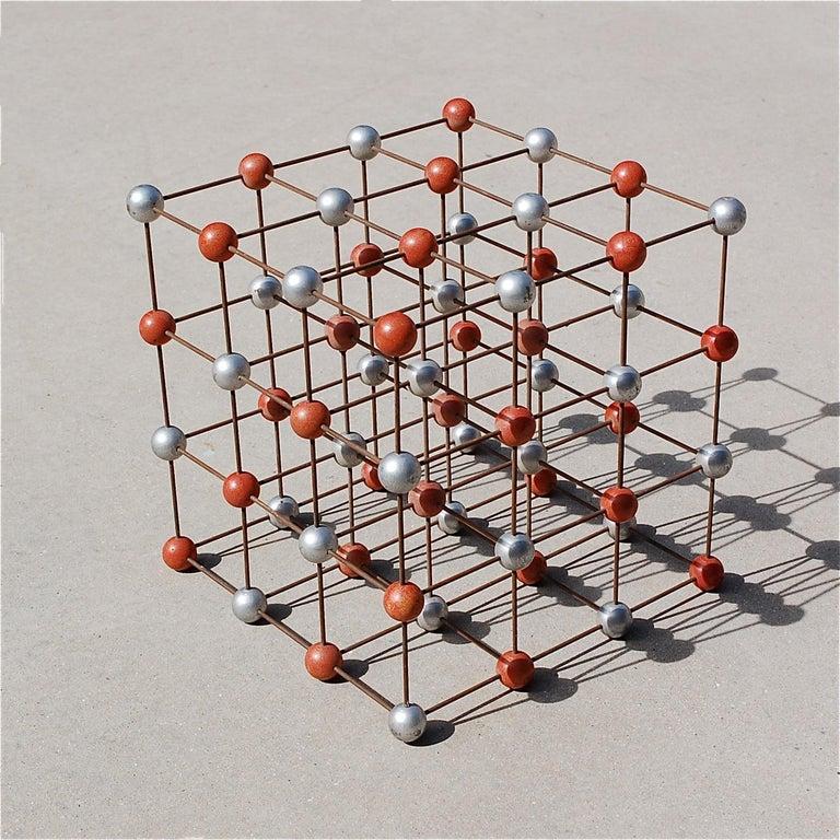 1950s Molecular Atomic Model At 1stdibs