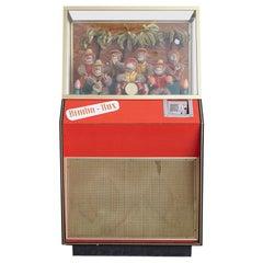 1950s Monkey Band Jukebox