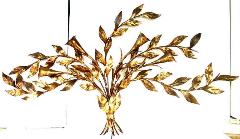 1950s Italian gold leaf