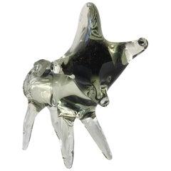 1950s Murano Glass Bull