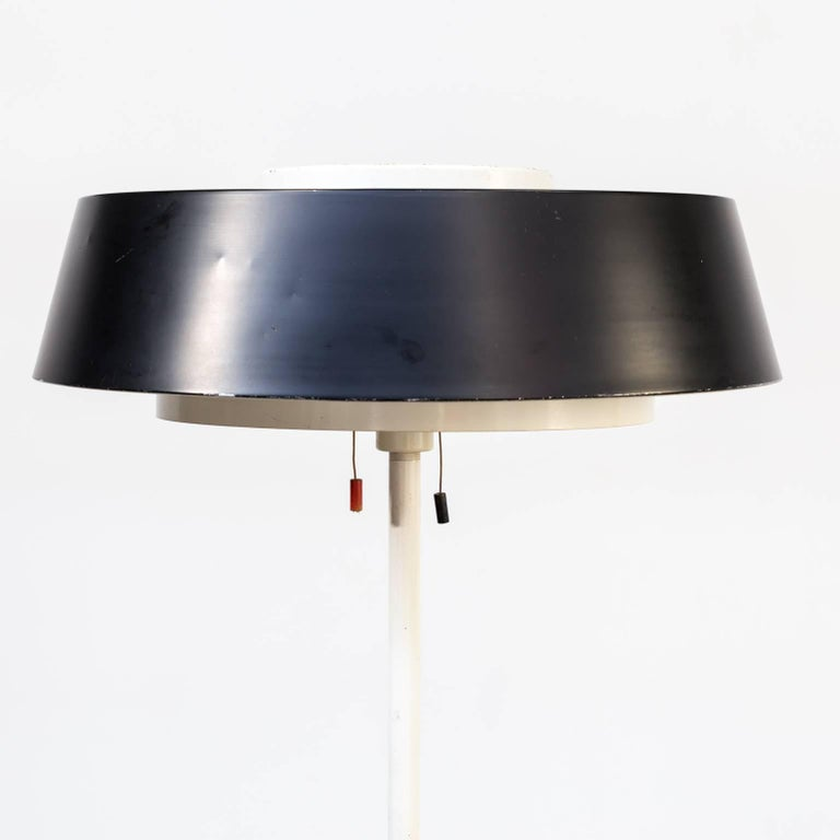 Mid-20th Century 1950s Niek Hiemstra 'ST 7128' Floor Lamp for Hiemstra Evolux For Sale