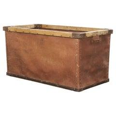 1950s Original Suroy Large Storage Crate