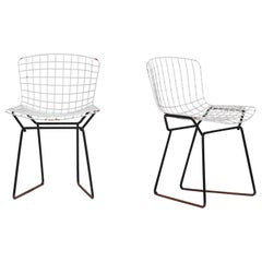 1950s Pair of Kids Side Chairs by Harry Bertoia for Knoll US, 1950s