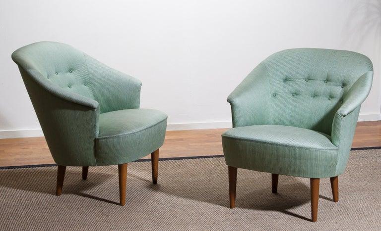 Mid-Century Modern 1950s Pair of