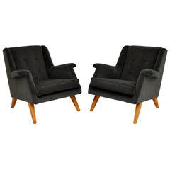 1950s Pair of Vintage Armchairs by G – Plan