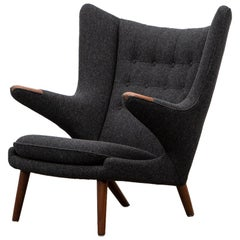 1950s Papa Bear Chair by Hans Wegner 'g'
