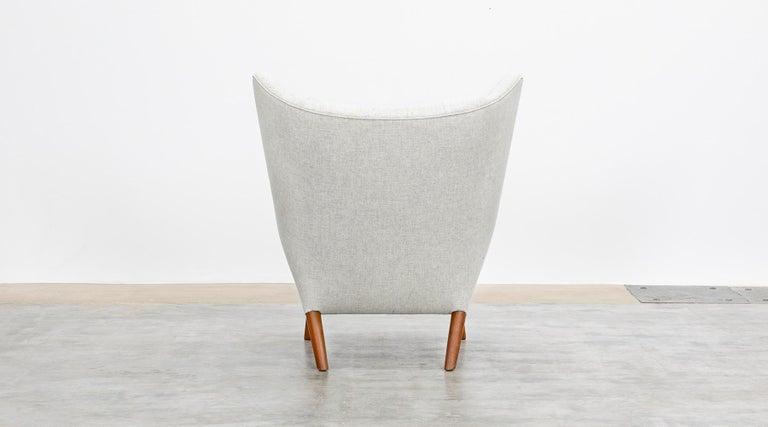 Mid-20th Century 1950s Papa Bear Chair by Hans Wegner 'k' For Sale
