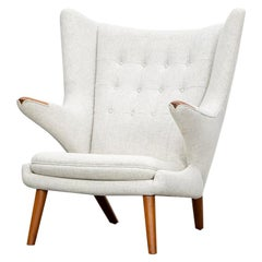 1950s Papa Bear Chair by Hans Wegner 'k'