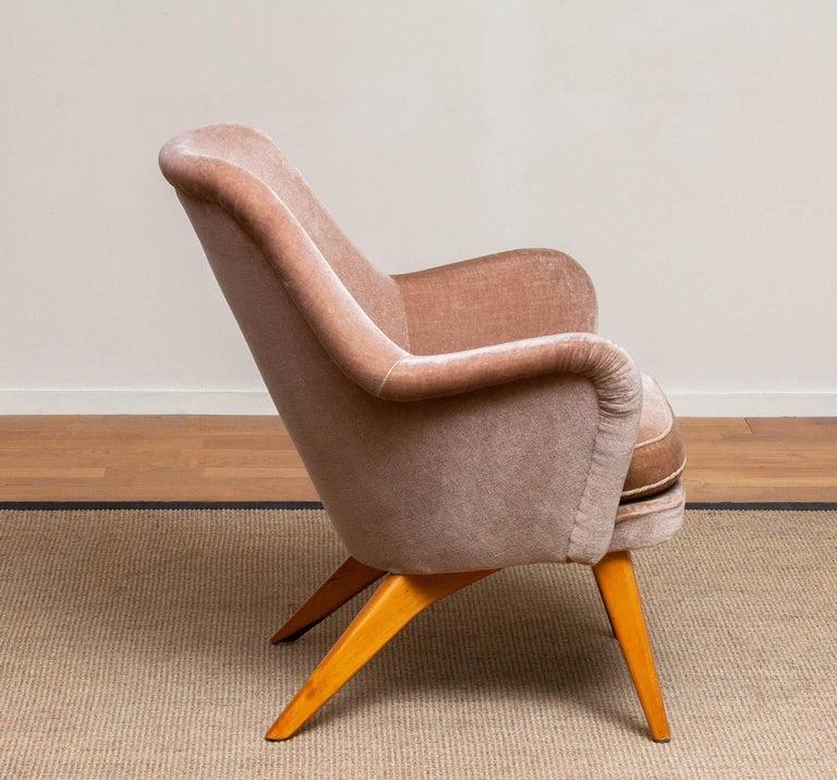 1950s Pedro Chair by Carl Gustav Hiort af Ornäs for Puunveisto Oy-Trasnideri 4