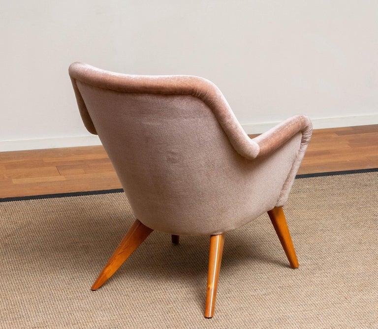 1950s Pedro Chair by Carl Gustav Hiort af Ornäs for Puunveisto Oy-Trasnideri 2
