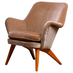 1950s Pedro Chair by Carl Gustav Hiort af Ornäs for Puunveisto Oy-Trasnideri