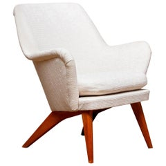 1950s, 'Pedro' Chair by Carl Gustav Hiort af Ornäs for Puunveisto Oy-Trasnideri