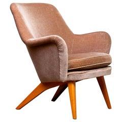 1950s Pedro Chair by Carl Gustav Hiort af Ornäs for Puunveisto Oy-Trasnideri