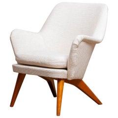 1950s, 'Pedro' Chair by Carl Gustav Hiort af Ornäs for Puunveisto Oy-Trasnideri