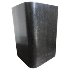 1950s Plywood Wastepaper Bin