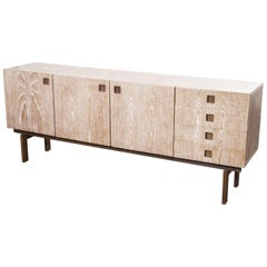 1950s Pre Japanese Sideboard by Cees Braakman For Pastoe