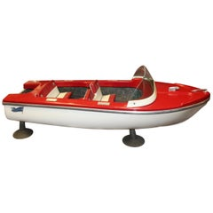 1950s Princecraft Boat Store Display