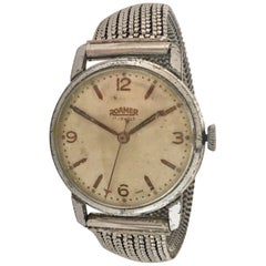 1950s Roamer Wristwatch
